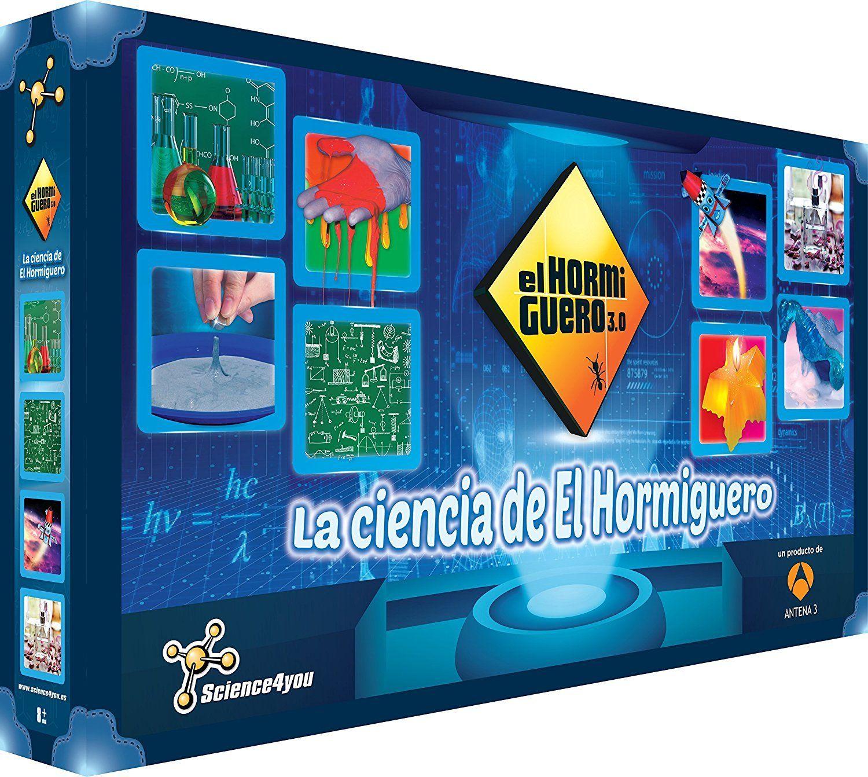 El 605824 De Science4you Hormiguero605824Amazon Ciencia es N80mnvw