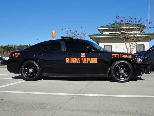 Georgia State Patrol Dodge Charger Police Cars Emergency