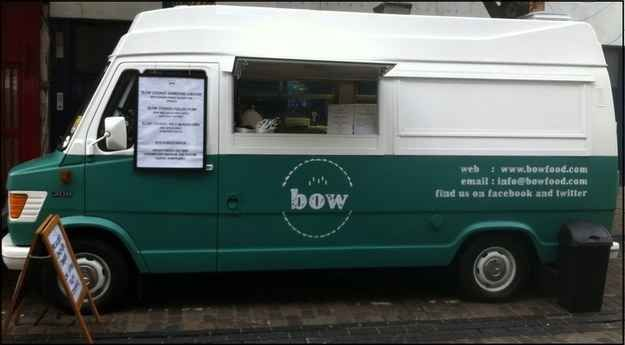 the bow van 20 splendid street food vendors to check out in london