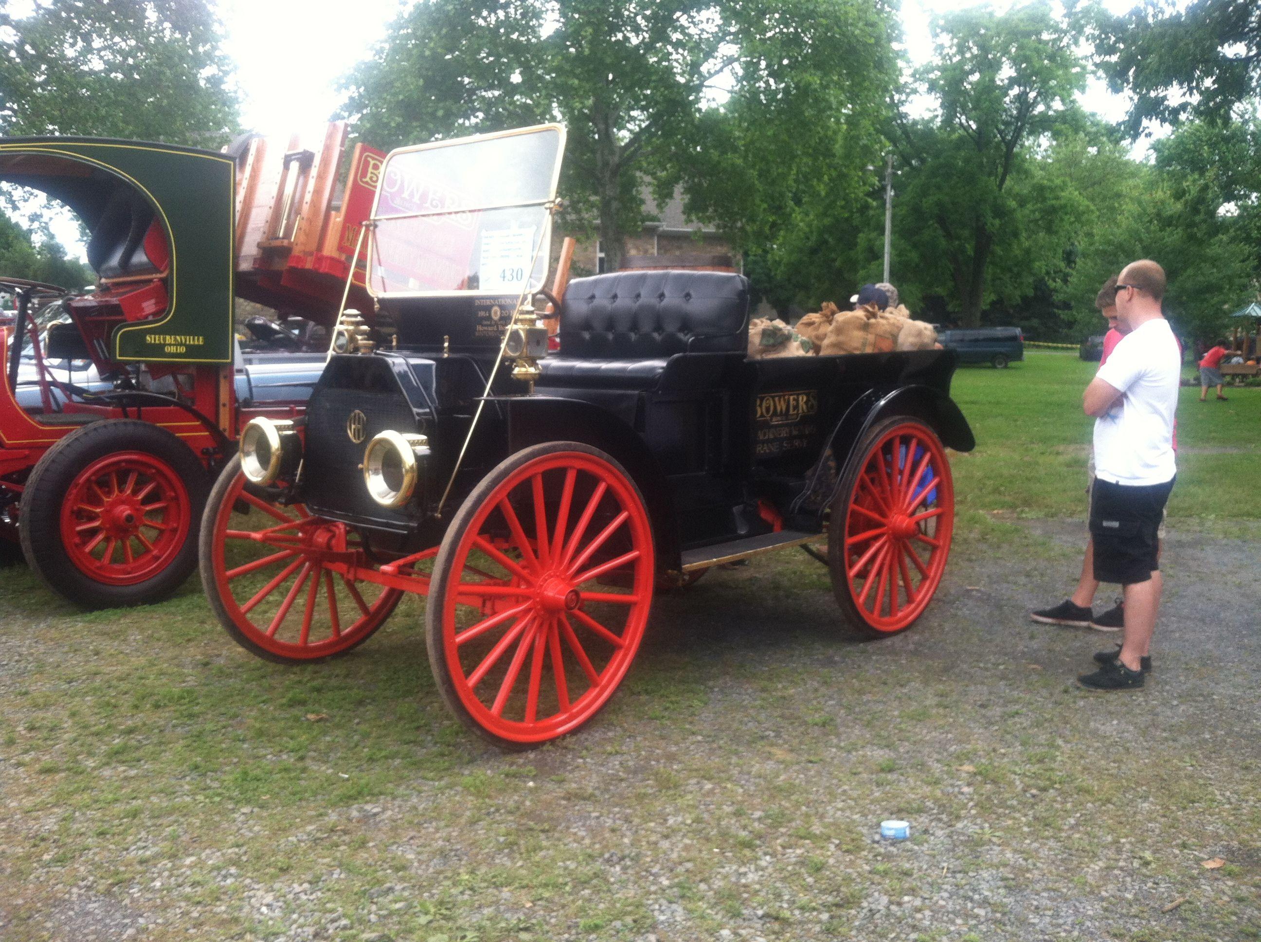 Lol Atca Antique Truck Show In