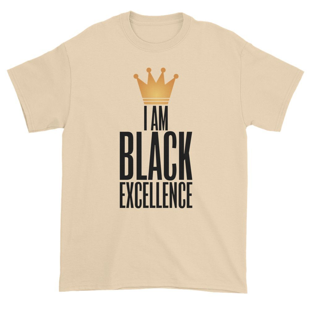 A t-shirt for those that want share with the world how they feel about themself or use to inspire the excellence that lies dormant within. Men's, Women's and Youth Tees available.