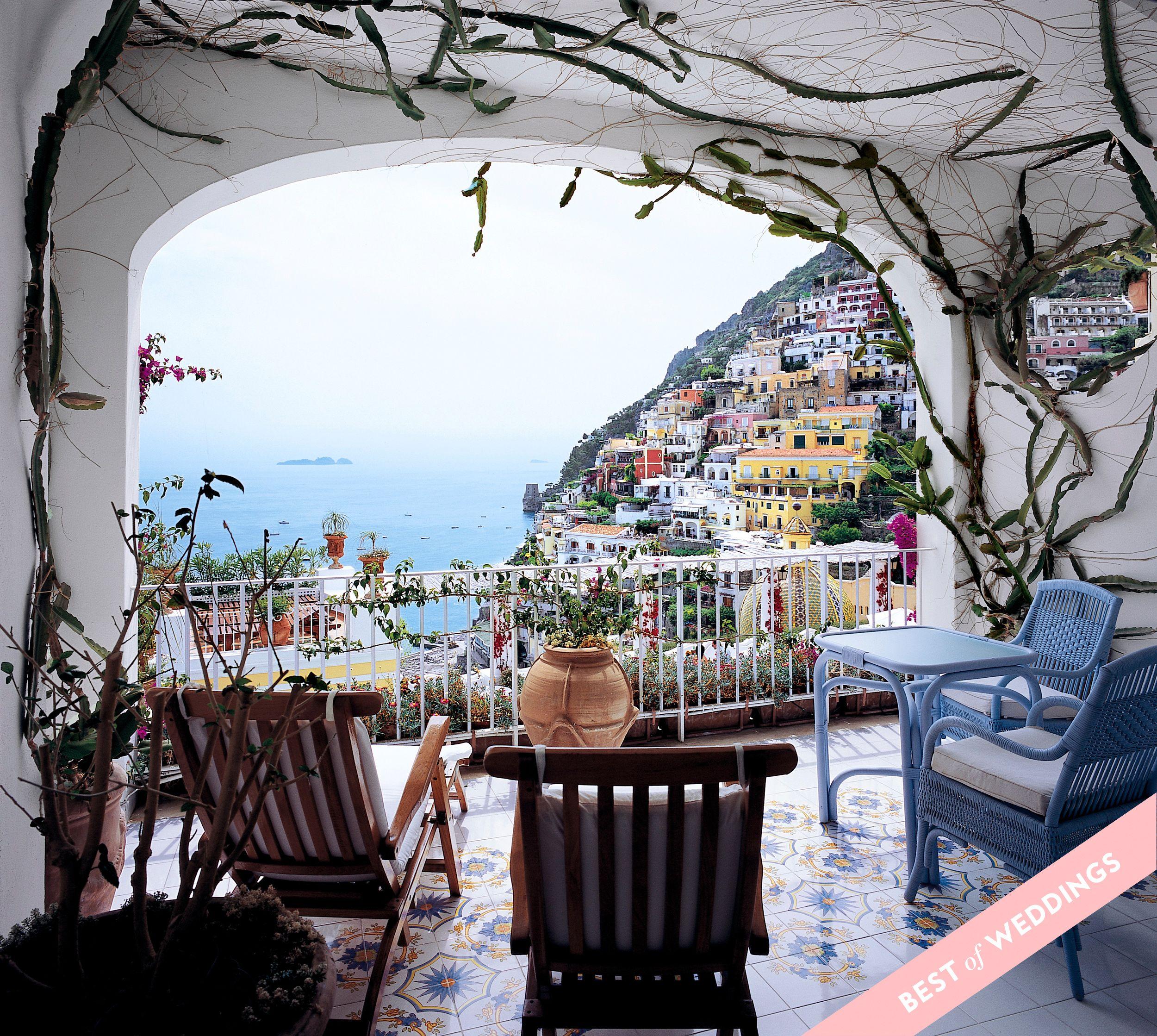 Best Honeymoon Resort In Positano Italy Le Sirenuse