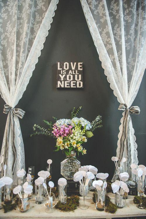 Diy Decoration Ideas for Wedding