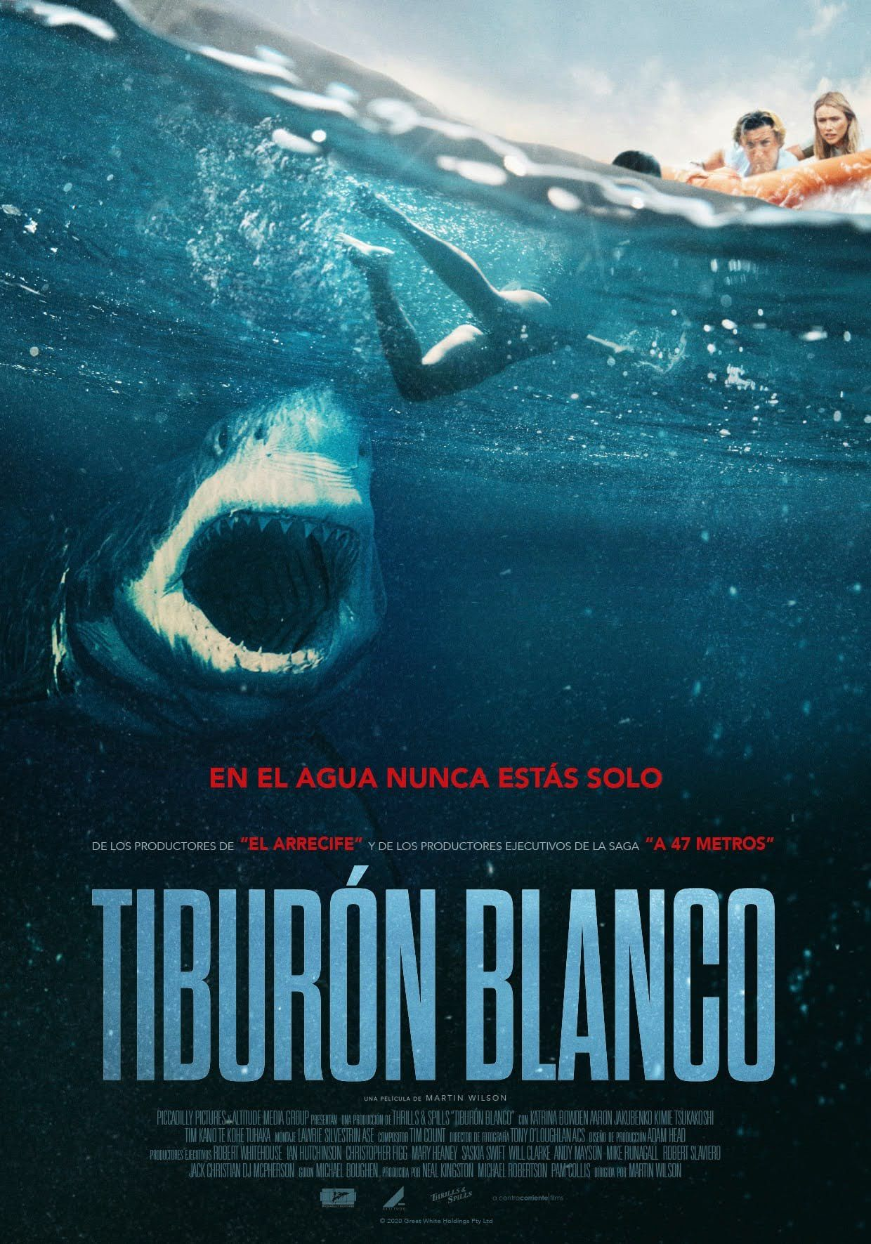 Tiburon Blanco In 2021 Great White Movie Download Movies Movies