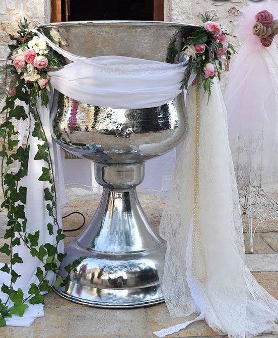Greek Wedding Altar: Pin By Melina Pip On Baptism Church Decorations