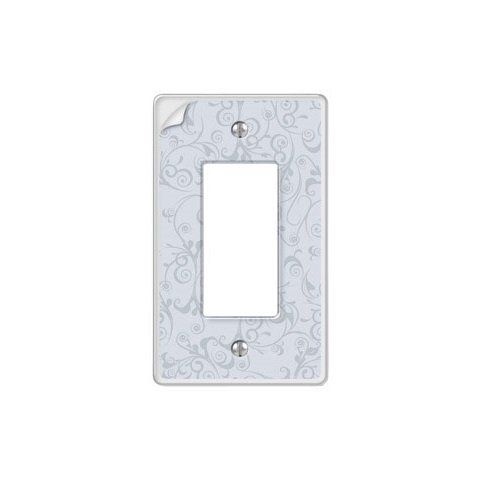 Amerelle Wall Plates Prepossessing Amerelle 99R Paperit 1 Rockergfci Wall Plate  Switch Plates Design Inspiration