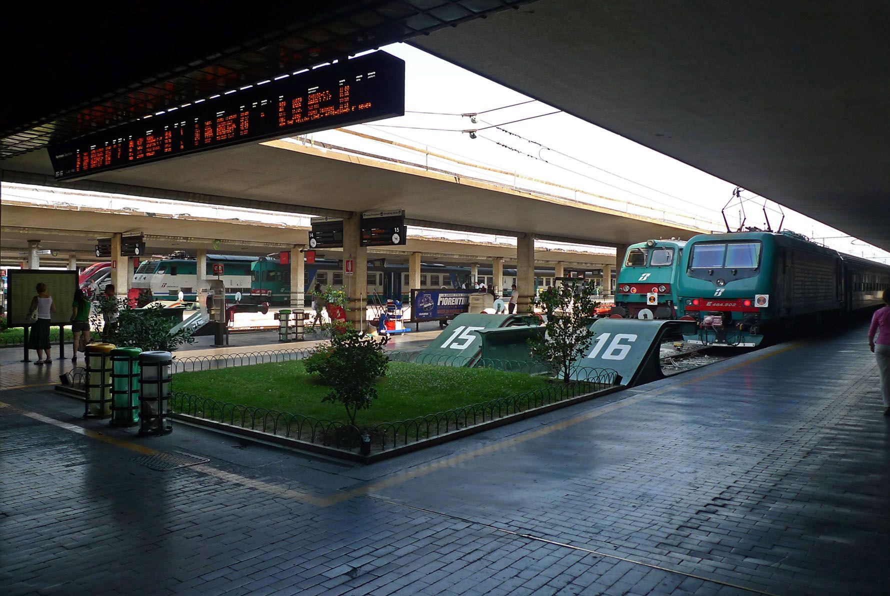 Florence Santa Maria Novella Rail station Google Search