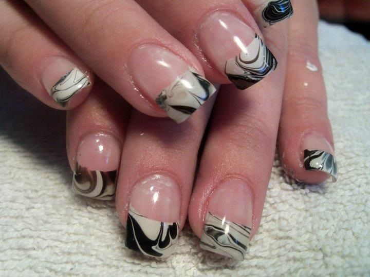 Angel Love Poly-Gel Nails