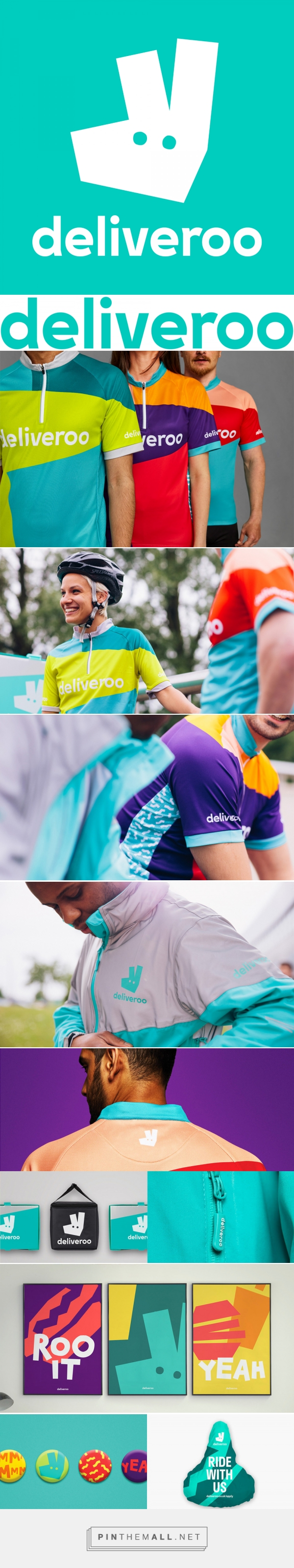 90d7a51b6 Brand New  New Logo and Identity for Deliveroo by DesignStudio... - a  grouped…