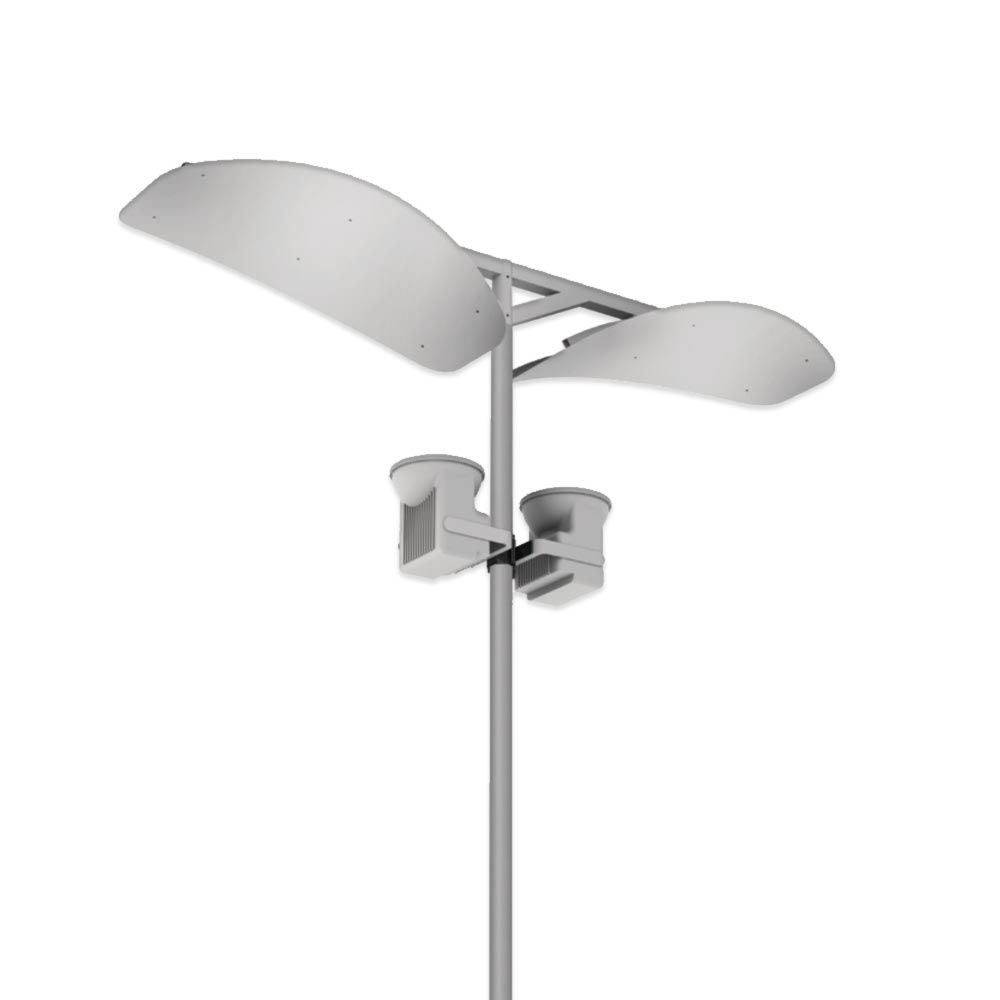 Eurolighting Products Feature Exterior Luminaire EW0107