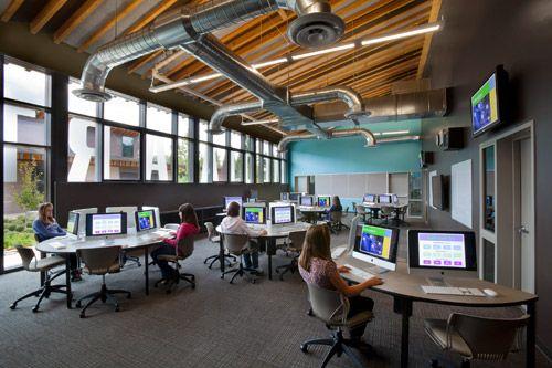 Career Technical Education Facilities Tahoe Arts Design Academy Designed By LPA Inc