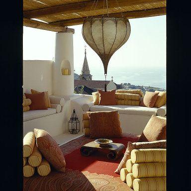 Terrazas Estilo Arabe 5 Decorar Tu Casa Es Facilisimo