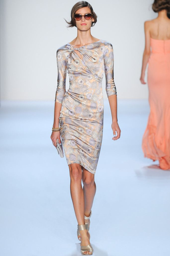 Badgley Mischka Spring 2014 Ready-to-Wear Collection Slideshow on Style.com