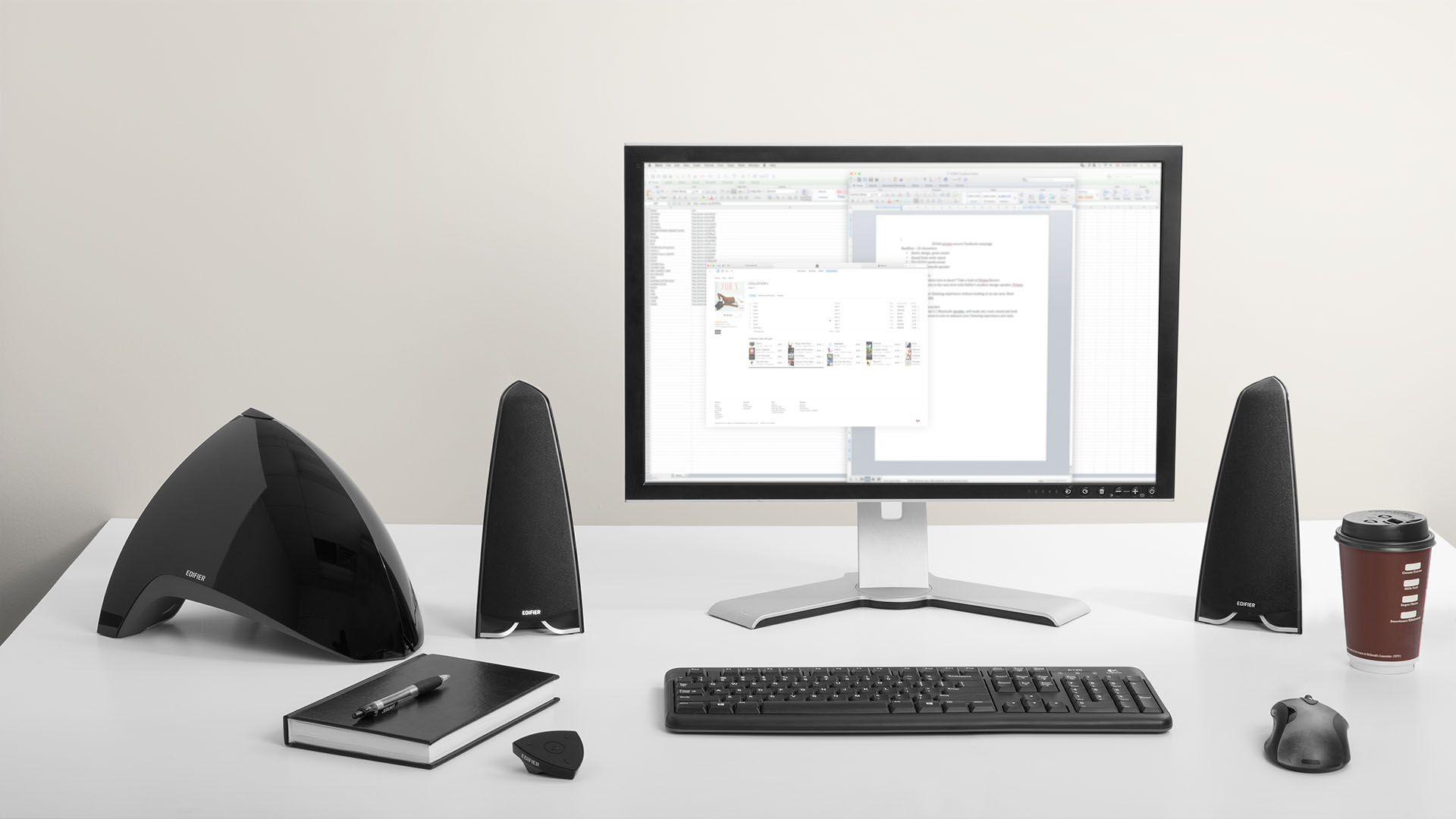 Prisma pro interior plat series amp tech series - Edifier S Prisma Encore E3360