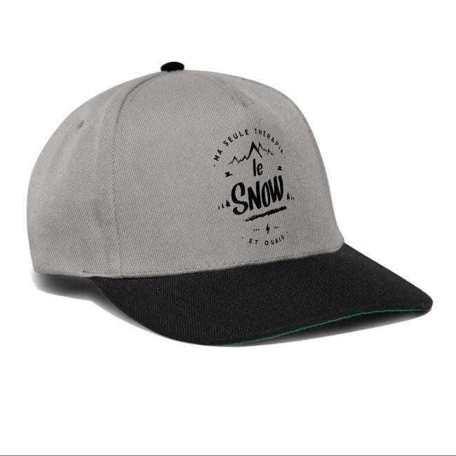 af66095fc43 La casquette indispensable à tous les fous de ski et de montagne !  ski