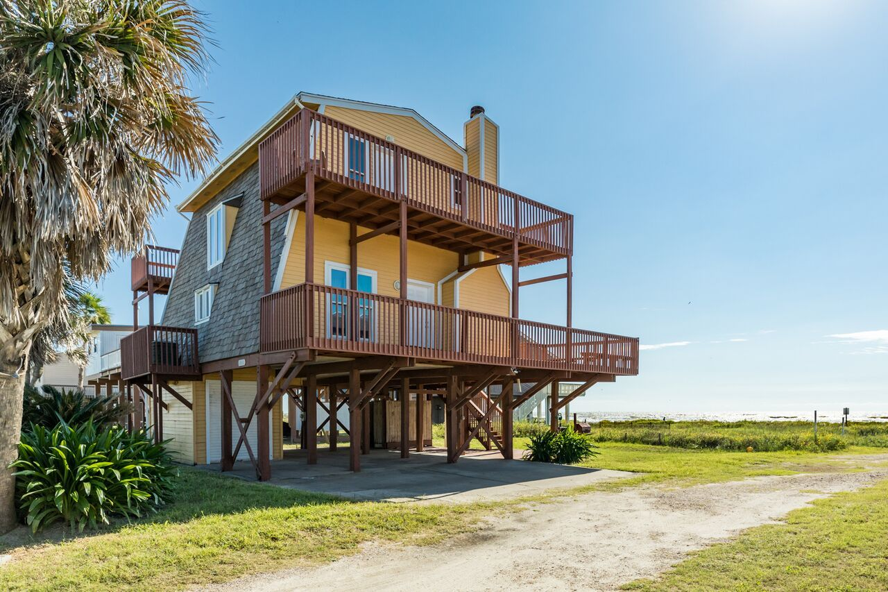 Pin by paula rucky on sold vacation homes galveston