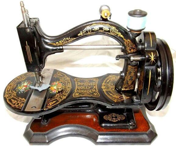 Dolly Varden machine via Alex Askarov