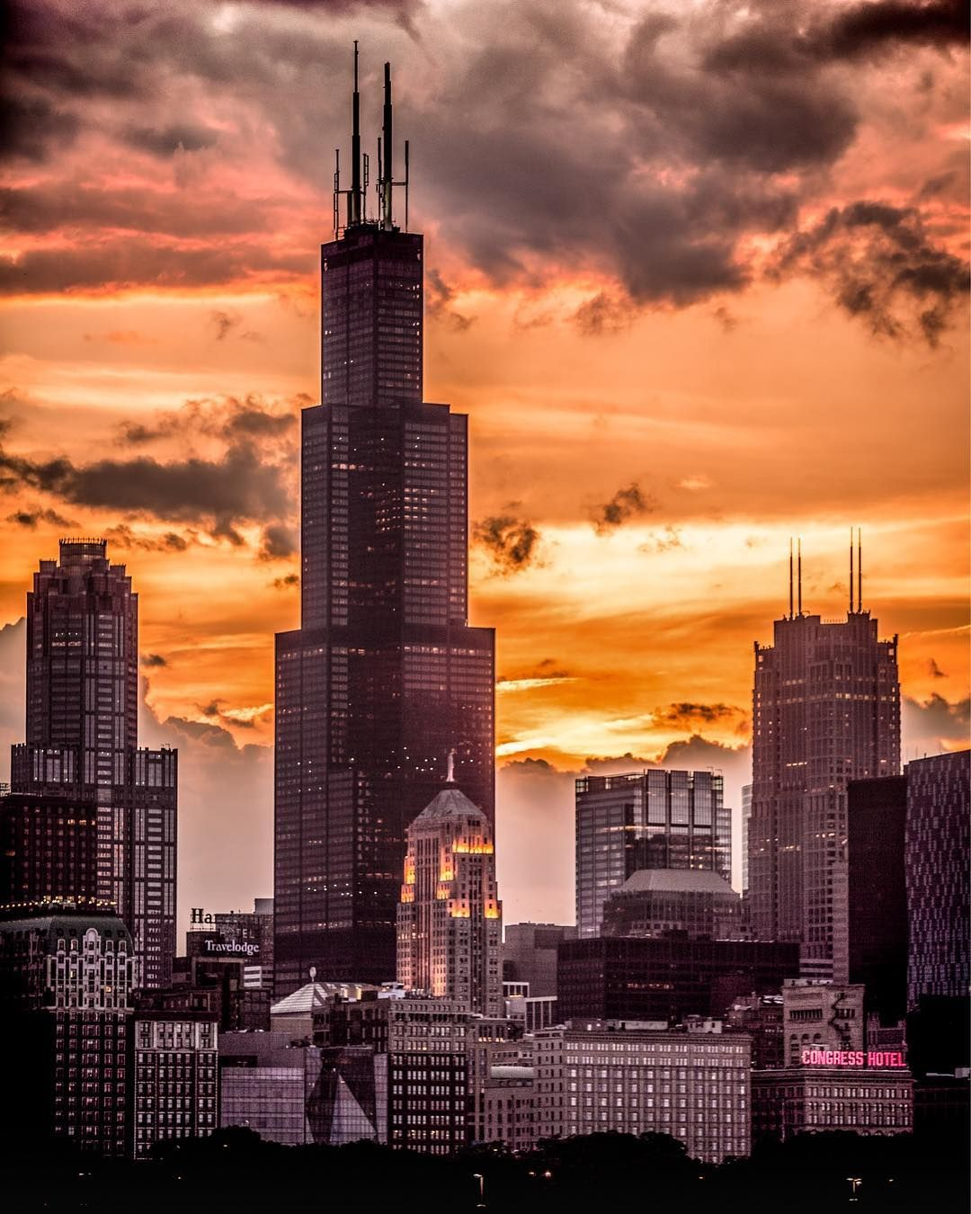Chicago♥ Chicago in 2019