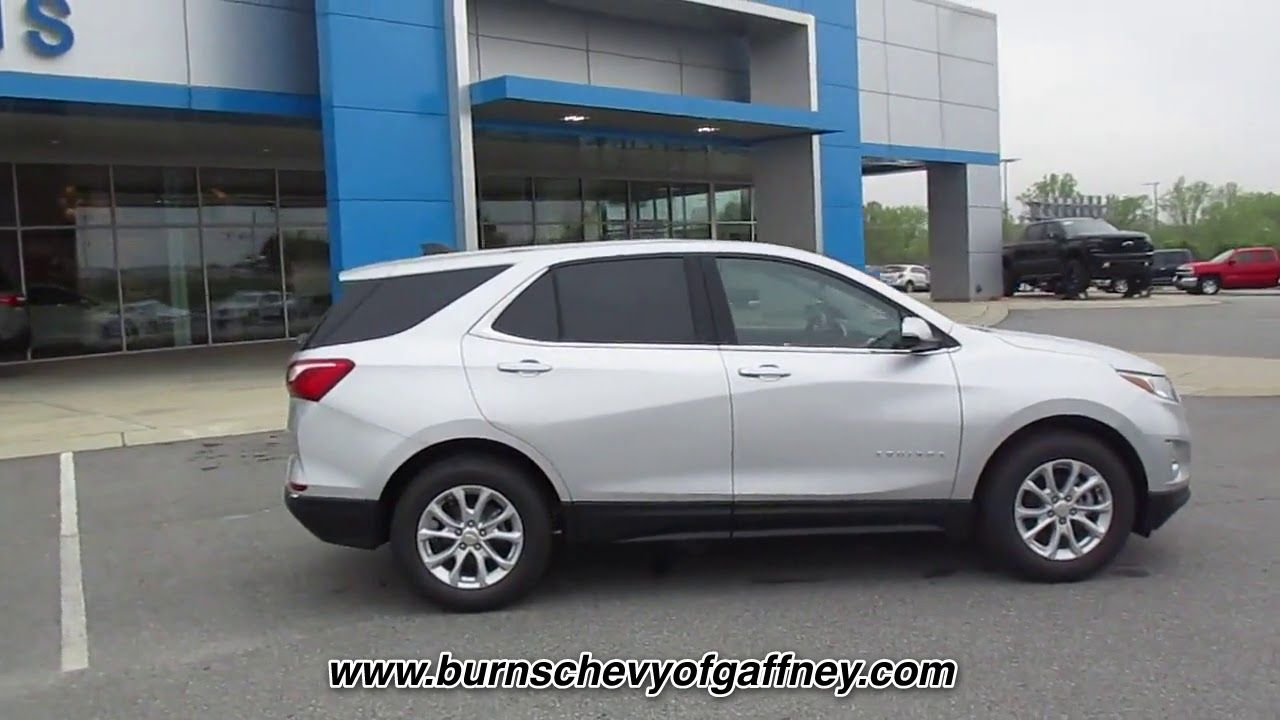 New 2019 Chevrolet Equinox Lt At Burns Chevrolet Of Gaffney New 3755