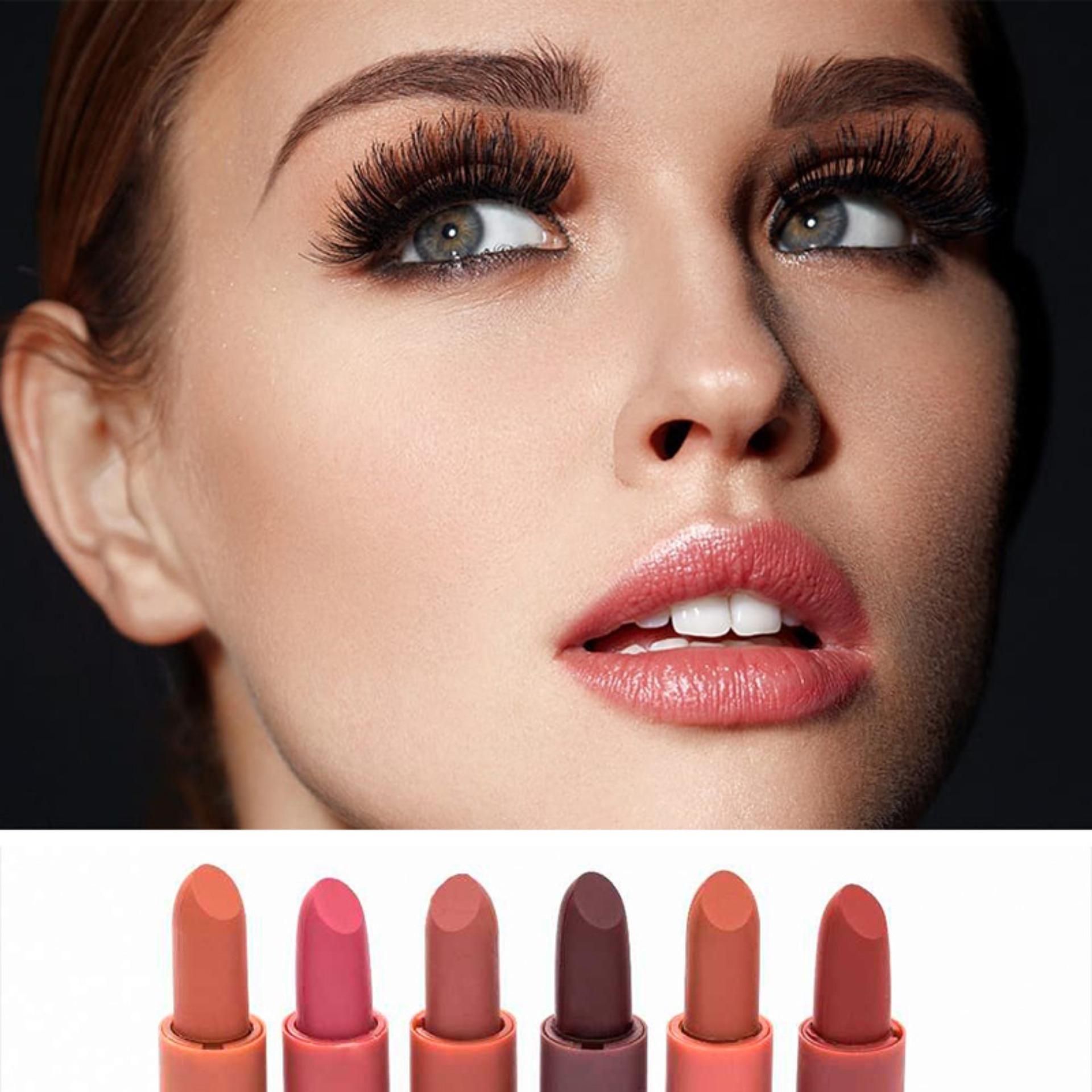Heng Fang Mini LipStick Set of 6 Lipstick set, Lipstick