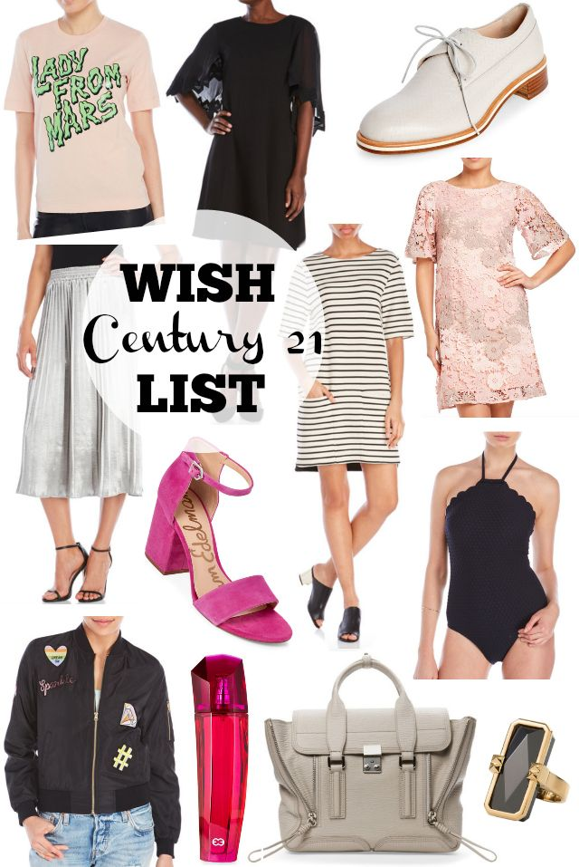 Cute pieces from Century 21
