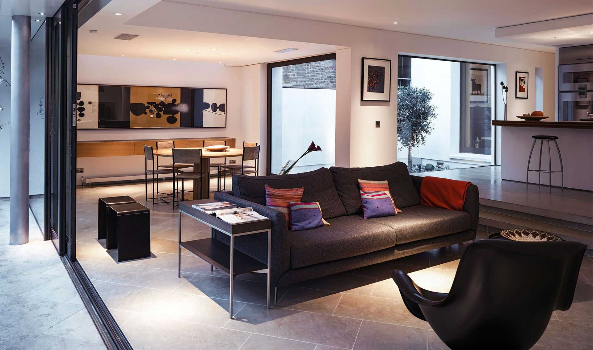 Mclean quinlan architects london winchester architecture in the town ealing london