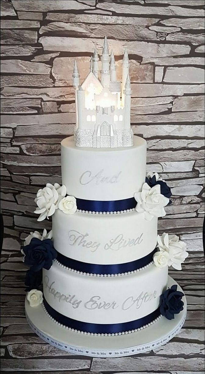 Amazing & unusual wedding cakes from Newcastle & the North East ...