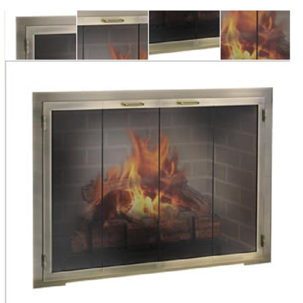 Designer Forge Craft Fireplace Doors Michelle Raymond Pinterest