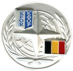 #PIN, #BELGIUM #KFOR