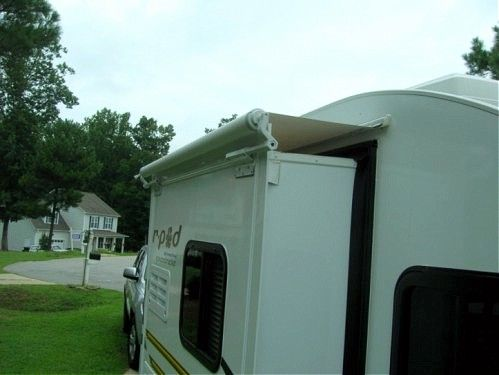 Slide Out Cover Awning R Pod Nation Forum Page 1 R Pod Trailer Decor Small Travel Trailers