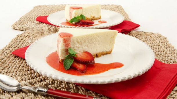 Classic Cheesecake - Canadian Living