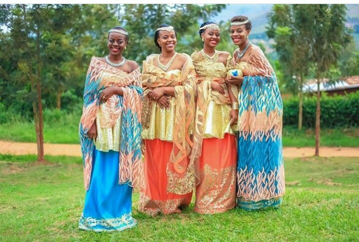 Ankole Traditional Wear African Wedding African Queen African Print