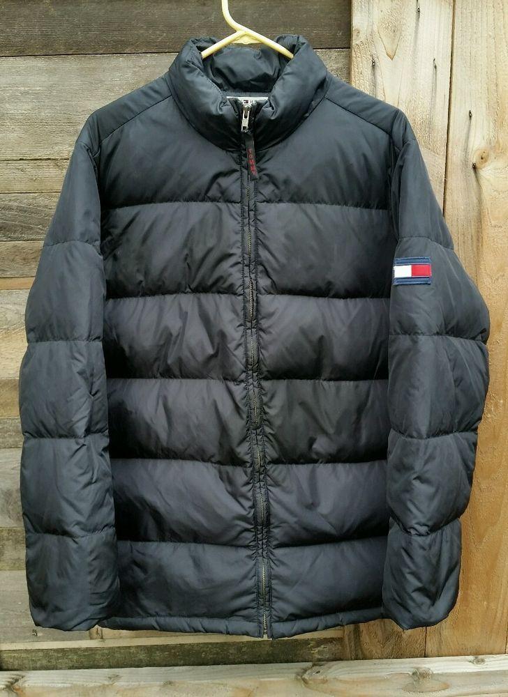 Tommy Hilfiger Classic Puffer Jacket Men S Size Xl Jackets Puffer Jackets Tommy Hilfiger