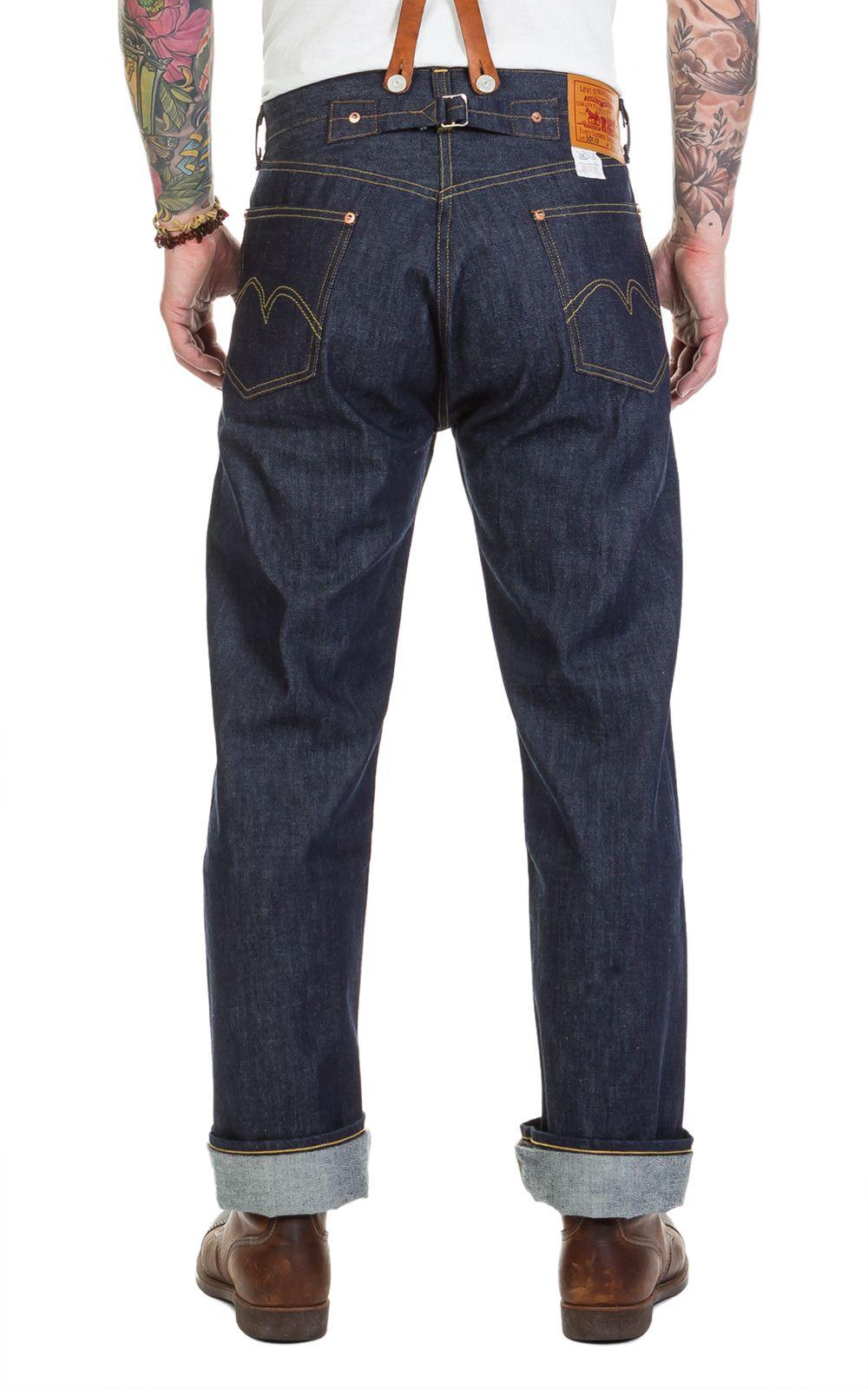 01e864460a7 Levi's® Vintage Clothing 1933 501 Rigid 10oz in 2019 | Men's Style | Vintage  outfits, Mens fashion, Denim Overalls