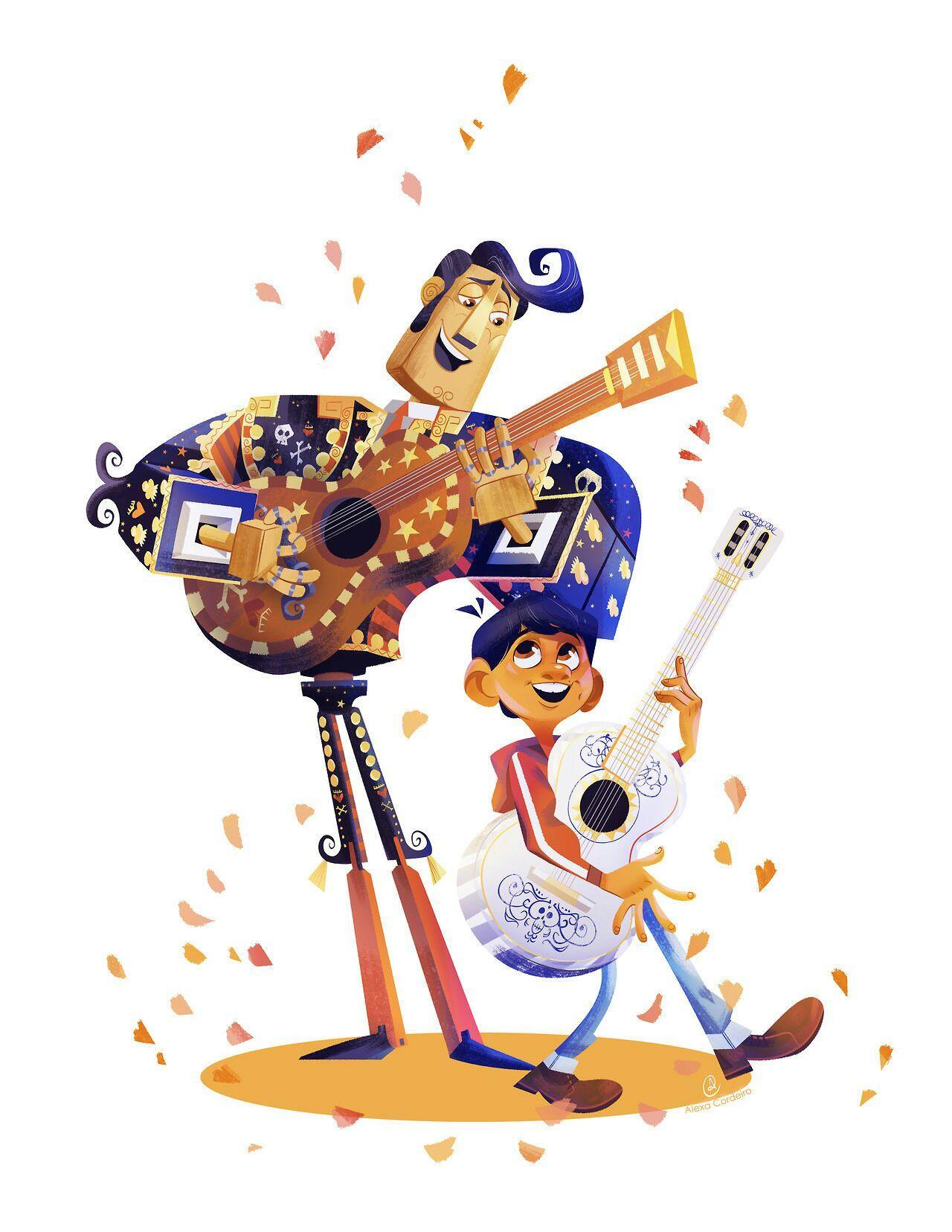 Im genes de coco disney pixar dreamworks and crossover for Imagenes de coco