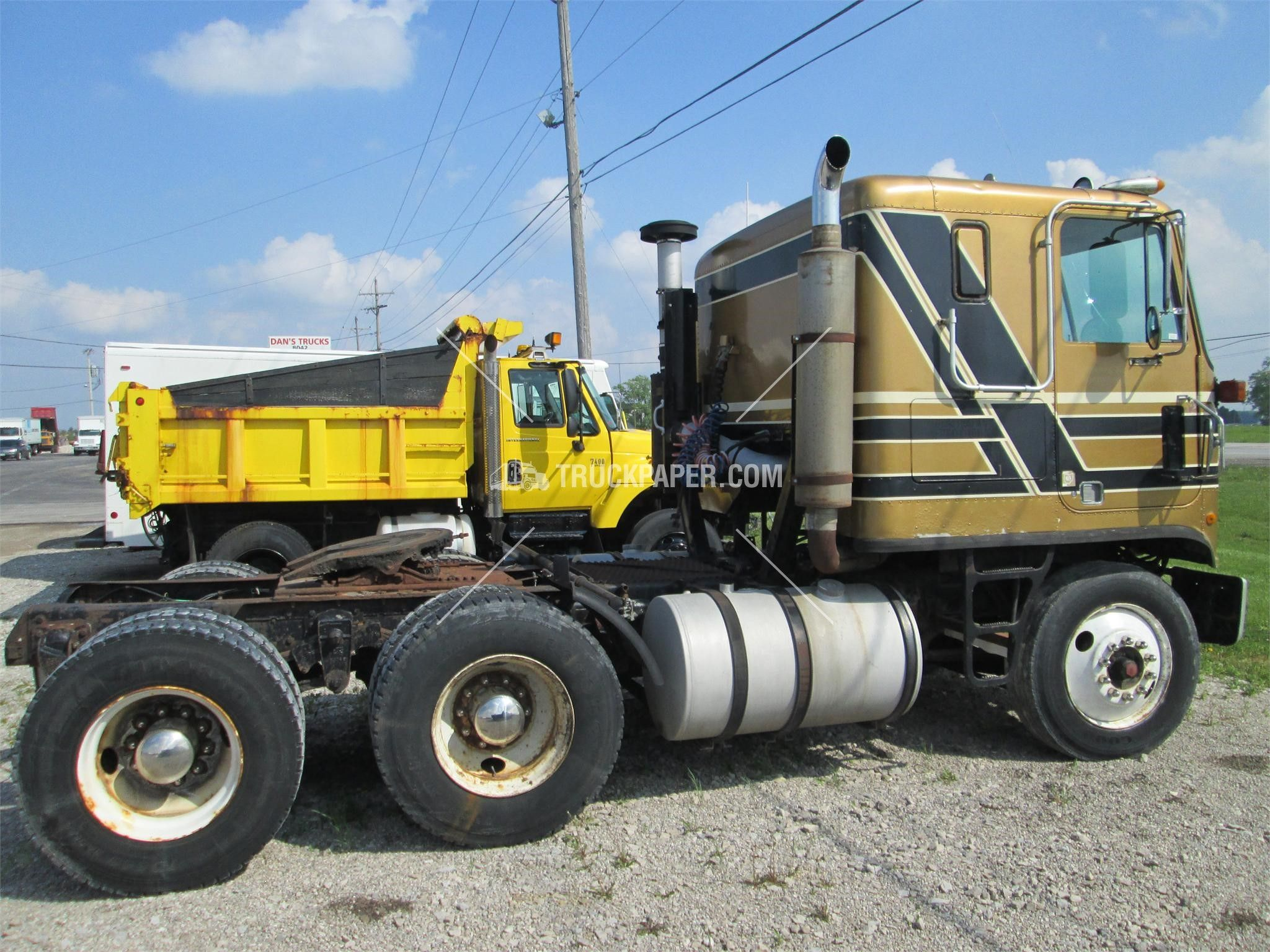 1982 gmc astro heavy duty trucks cabover trucks w sleeper for sale at truckpaper