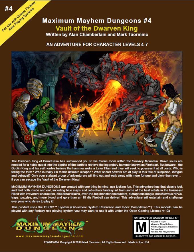 1ST EDITION D&D ADVENTURES VAULT EPUB