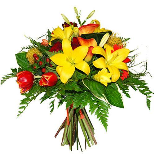 arreglos de flores naturales en jarrones - Buscar con Google