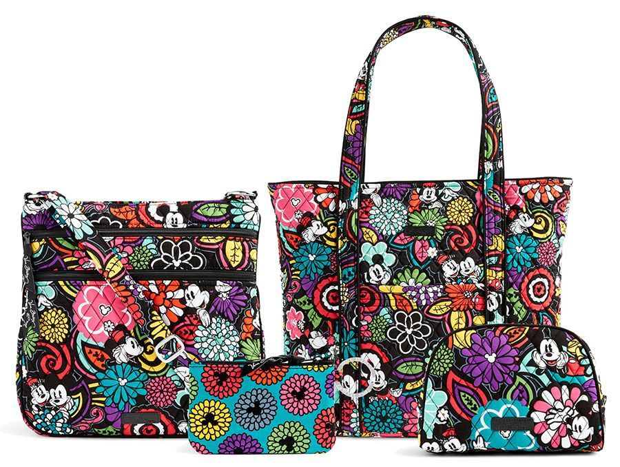 2 New Disney Vera Bradley Designs To Hit The Stores This Summer!