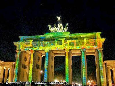Berlin Du Bist Wunderbar Unbekannte Orte Berlin Leuchtet Berlin Und Orte