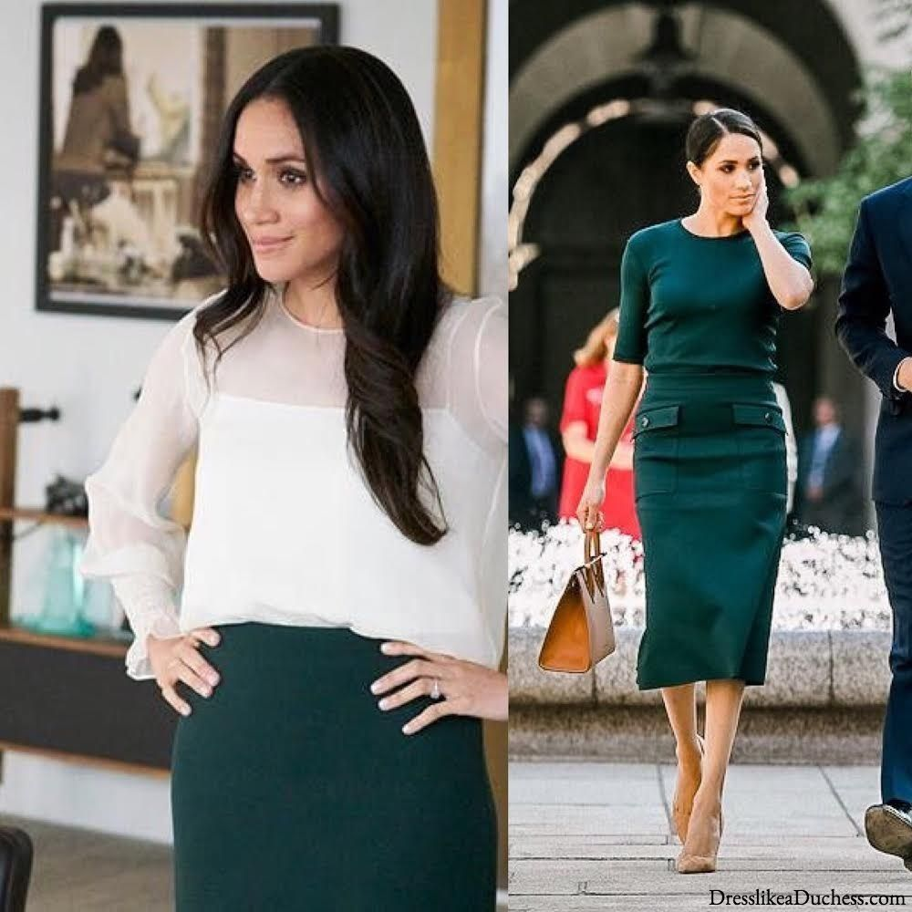 10+ Suits Meghan Markle