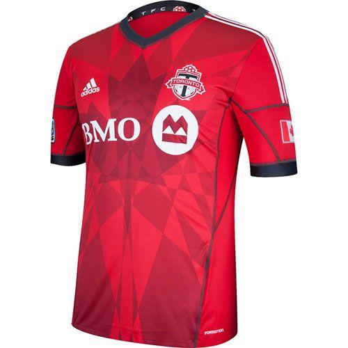 new arrival e94dd 0fafe Toronto FC #TFC | The Real Football | Toronto fc, Mls soccer ...
