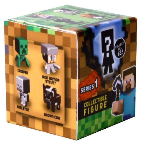 Minecraft Blind boxes Pinterest Box