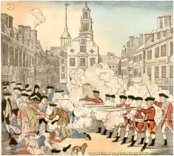 Essay on events leading up to revolutionary war