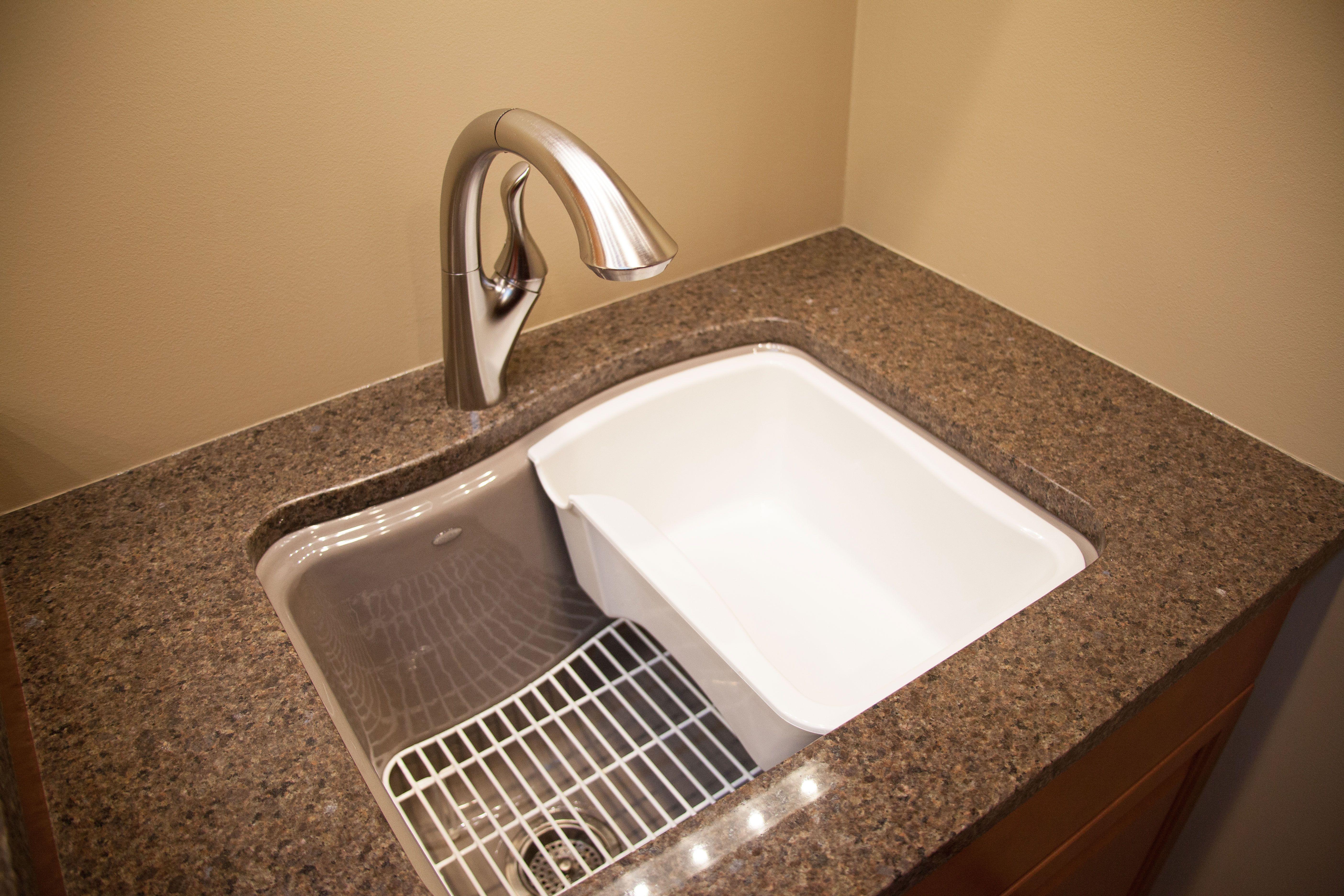 Laundry Room Mud Room Kohler River Falls Utility Sink Is