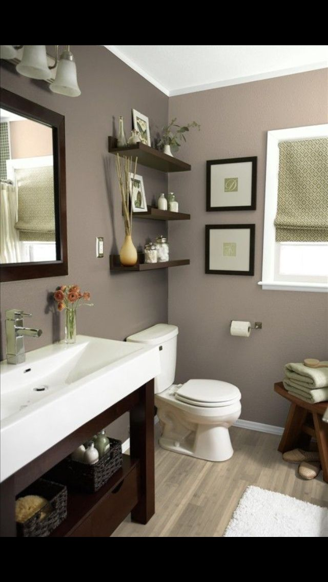 Possible colours Bathroom Interiors Pinterest Bathroom
