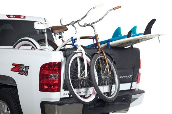 Softride Shuttle Pad Truck Tailgate Pad Reviews Read Customer Reviews Ratings On The Softride Shuttle Pad Truck T Truck Tailgate Bike Hitch Mount Bike Rack