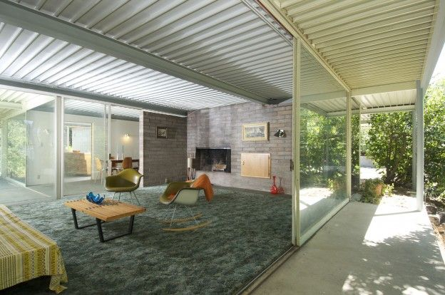 The Scott House, 1956 :: Pierre Koenig, Architect | sfvmod