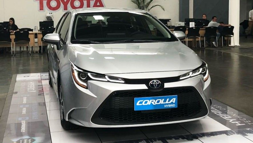 New Toyota Corolla Car Model 2020 Launched In Pakistan With