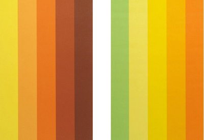 70s Color Palette Harvest Gold Avocado Green